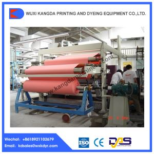 Cold Pad Batch Dyeing Machine