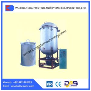 Cotton Fiber Scouring And Bleaching Machine