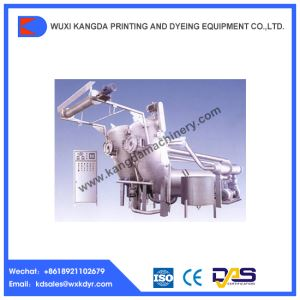 HTHP Double Liquid Flow Loose Dyeing Machine