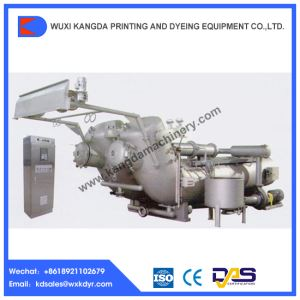 HTHP Overflow Dyeing Machine