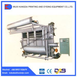 Normal Temperature Spray Open Width Dyeing Machine