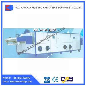 Single Layer Mesh Belt Tensionless Dryer